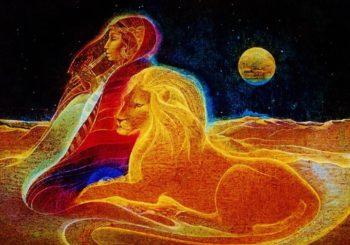 Luna Piena in Leone – Il Risveglio della Dea