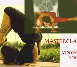 Vinyasa Yoga Masterclass